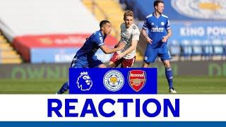 'Today Wasn't Our Day' - Youri Tielemans | Leicester City 1 Arsenal 3