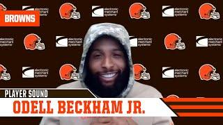 "Odell Beckham Jr.: ""Baker is ready to have a big year."""