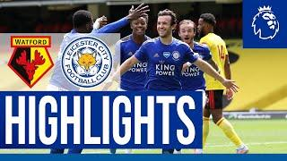 Dramatic Return To Premier League Football For The Foxes | Watford 1 Leicester City 1 | 2019/20