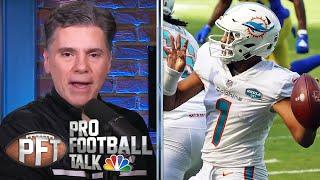 PFT PM Mailbag: Can Tua Tagovailoa carry Dolphins to playoff win? | Pro Football Talk | NBC Sports