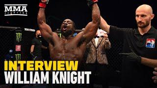 William Knight Wants To Earn Justin Gaethje 'Savage' Status, Recaps UFC 253 Win - MMA Fighting