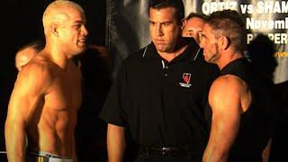 Memorable Faceoffs from UFC Pioneers