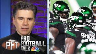 Jets have positive COVID case; NFL needs consistency with protocol | Pro Football Talk | NBC Sports