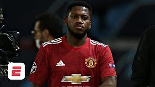 Why didn't Man United's Ole Gunnar Solskjaer take off Fred before his red card vs. PSG?   ESPN FC