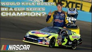 Superteam | What if Gordon, Johnson, Earnhardt and Busch raced for Hendrick Motorsports | What If?