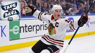 The Blackhawks Are Rebuilding And In PR Mode   Tape To Tape