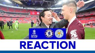 'I'm Speechless!' - Luke Thomas | Chelsea 0 Leicester City 1 | FA Cup | 2020/21