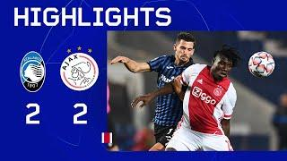 Short Highlights | Atalanta - Ajax | UEFA Champions League