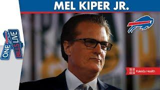Mel Kiper Jr. Believes the Bills Are a 12-win Team | One Bills Live
