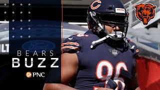 Bears at Panthers Week 6 hype | Bears Buzz | Chicago Bears