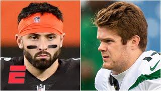 Could the Browns and Jets move on from Baker Mayfield and Sam Darnold?   KJZ