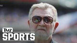 Mike Ditka Against Anthem Kneeling In New Football League, Leave the Country! | TMZ Sports