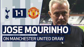 INTERVIEW | JOSE MOURINHO ON MANCHESTER UNITED DRAW
