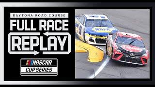 O'Reilly Auto Parts 253 At Daytona's Road Course | NASCAR Cup Series Full Race Replay
