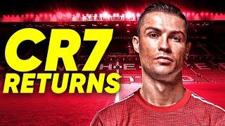 Cristiano Ronaldo In Talks To Rejoin Manchester United?! | Transfer Talk