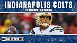 PHILIP RIVERS and the Indianapolis Colts look to hit the OVER this season | CBS Sports HQ