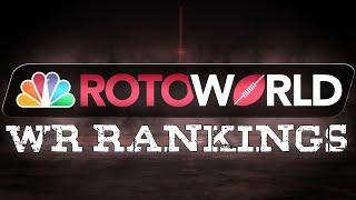2020 Fantasy Football Wide Receiver Rankings | Rotoworld