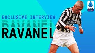 """""""Dybala can captain Juve for Years to Come""""   Fabrizio Ravanelli   Exclusive Interview   Serie A TIM"""