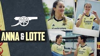 Anna Patten & Lotte Wubben-Moy   'The fans have been so good'   Behind the Cannon
