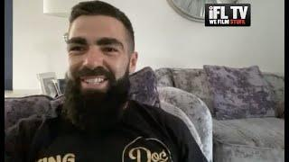 'I WOULD LOVE TO FIGHT CARL FRAMPTON' - JONO CARROLL ON FRAMPTON, JOINING MTK & SAYS 'I WANT BELTS'