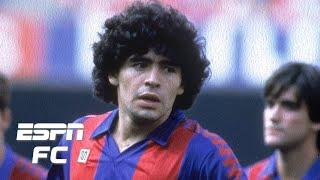 Diego Maradona's time at Barcelona is a sense of unfulfilled potential - Sid Lowe | ESPN FC