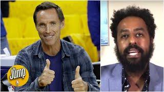 Steve Nash cares about more than basketball, so he's a good hire for Nets - Amin Elhassan | The Jump