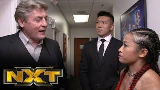 Regal makes two matches official for NXT Halloween Havoc: WWE NXT, Oct. 14, 2020