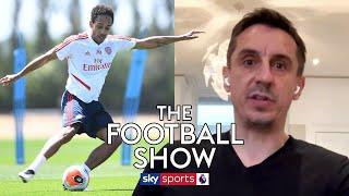 """Gary Neville calls for a June 19 restart as players only need """"two or three weeks"""" of training!"""