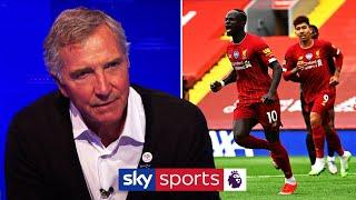 """""""He'd be the LAST player I'd want to lose!""""   Graeme Souness & Emile Heskey on Sadio Mane"""