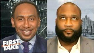 'How 'bout them Cowboys!' - Stephen A. sounds off on his least favorite NFL fans | First Take
