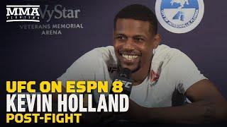 Kevin Holland Calls Out Mickey Gall, Marvin Vettori For Fight in 2 Weeks - MMA Fighting