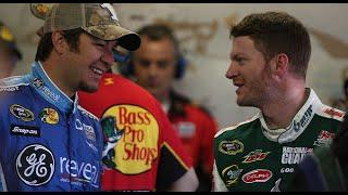 Drivers share their favorite Dale Earnhardt Jr. stories | NASCAR Hall of Fame