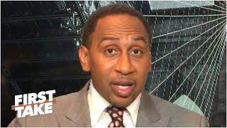 Stephen A. believes college football can pull off a season with a 'bubble' model | First Take