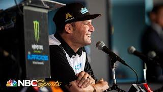 Chad Reed finishes Supercross season: 'I think it's time to go be a good dad' | Motorsports on NBC