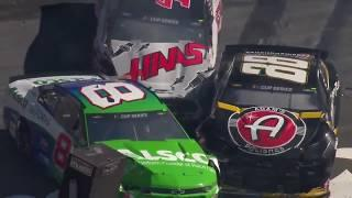 'Big one' comes out at Bristol, multiple cars involved | NASCAR