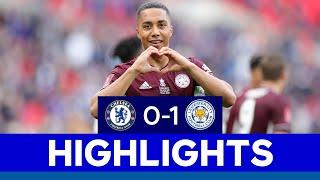 The Foxes Win The FA Cup - Highlights | Chelsea 0 Leicester City 1 | 2020/21