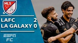Carlos Vela STEALS THE SHOW in LAFC's El Trafico triumph vs. LA Galaxy | ESPN FC MLS Highlights