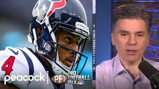 Who can create the best trade packages for Deshaun Watson? | Pro Football Talk | NBC Sports