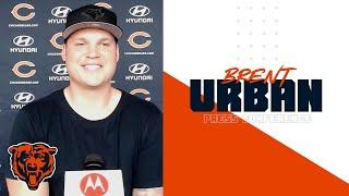 Brent Urban on facing Packers: 'Just do what we do' | Chicago Bears