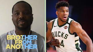 Goodwill: Heat, Raptors top candidates for Giannis Antetokounmpo | Brother From Another | NBC Sports