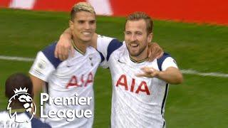 Harry Kane taps in to double Spurs' lead over Manchester United | Premier League | NBC Sports