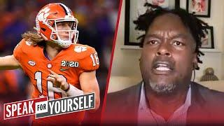 Trevor Lawrence would avoid a 'catastrophe' by not signing with Jets — LaVar | SPEAK FOR YOURSELF