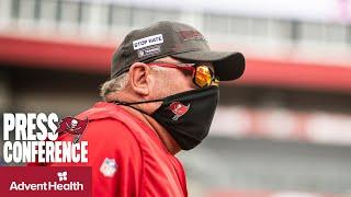 Bruce Arians on Devin White's Performance vs. Panthers | Press Conference