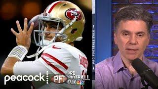 Is it time for San Francisco 49ers to move on from Jimmy Garoppolo? | Pro Football Talk | NBC Sports