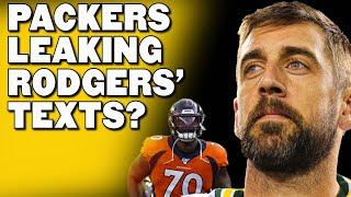 Packers vs Rodgers is Getting Ugly & James Tears Achilles