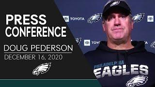 Doug Pederson Talks Game Planning for the Cardinals & More   Eagles Press Conference