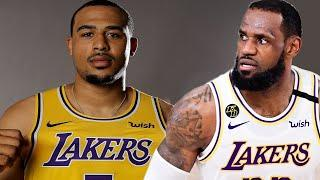 Lakers New Star Talen Horton Tucker EXPOSED With Old Tweet Clowning LeBron James & His Mom