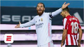 'Who do you think you are!?' Sergio Ramos negotiations STALL with Real Madrid   ESPN FC