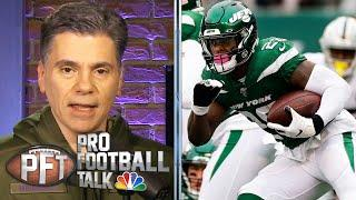 New York Jets release RB Le'Veon Bell after lack of trade partner | Pro Football Talk | NBC Sports
