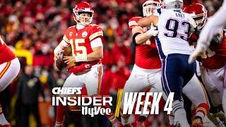 Prepare for the New England Patriots   Hy-Vee Chiefs Insider Week 4